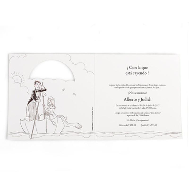 Invitación ref.3203818108. Impresión GRATIS.