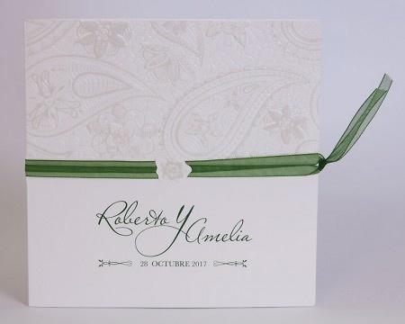 Invitación boda 100713
