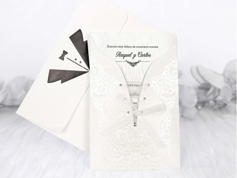 Invitaciones cardnovel 39203