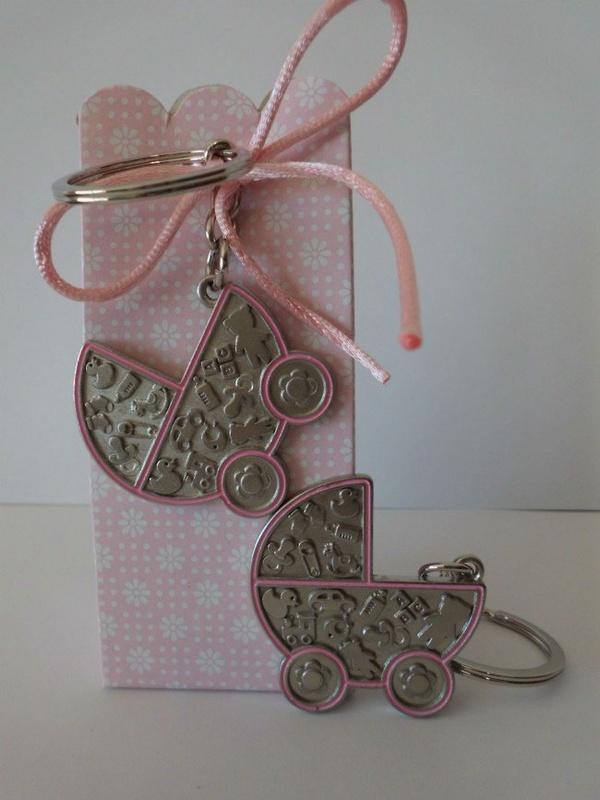 LLavero carrito niña y caja pelladillas ref.8469