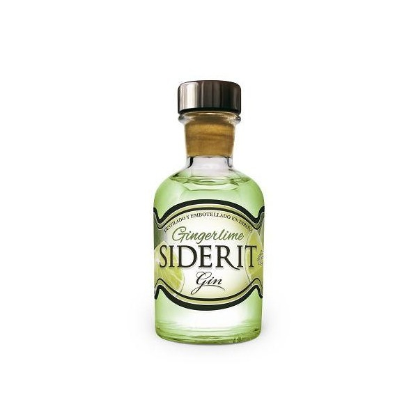 Licor Gin Siderit Gingerlime 5cl