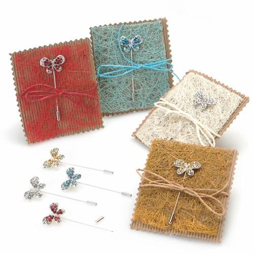 Alfiler mariposa 392 ofertas detalles de boda baratos detalles de boda para mujer alfileres - Pomos baratos ...