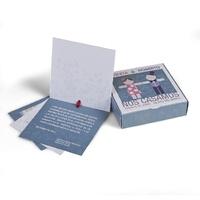 Invitación caja pareja diferente ref.32557001260