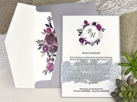 Invitación de boda 39630