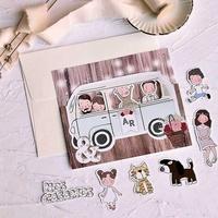 Invitación de boda 39807