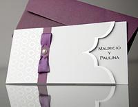 Invitación de boda Cardnovel 34916 Impresión GRATIS