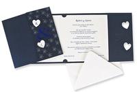 Invitación de boda Ref.100206 - IMPRESION GRATIS