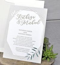 Invitación de boda cardnovel 39344