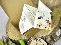 Invitación de boda comecocos ref.39310