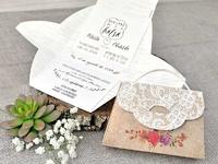 Invitación de boda maleta 39314