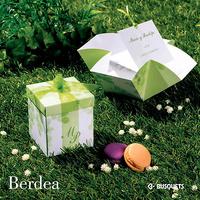 Invitación especial BERDEA. Impresión incluida.