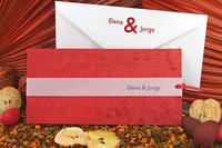 Invitación frescura ref.100663. Impresión GRATIS