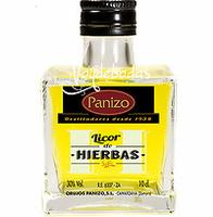 Licor Panizo 10cl hierbas.