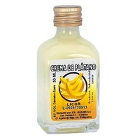 Licor crema de plátano 50ml