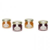 Miel con almendras 100 grs