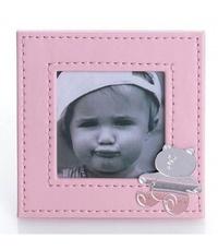 Portafotos bebé rosa ref.1519