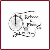 Sello bicicleta vintage