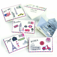 Set manicura carta - Ref.1002